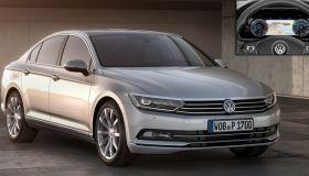 2015 Volkswagen Passat for Europe [VIDEO]