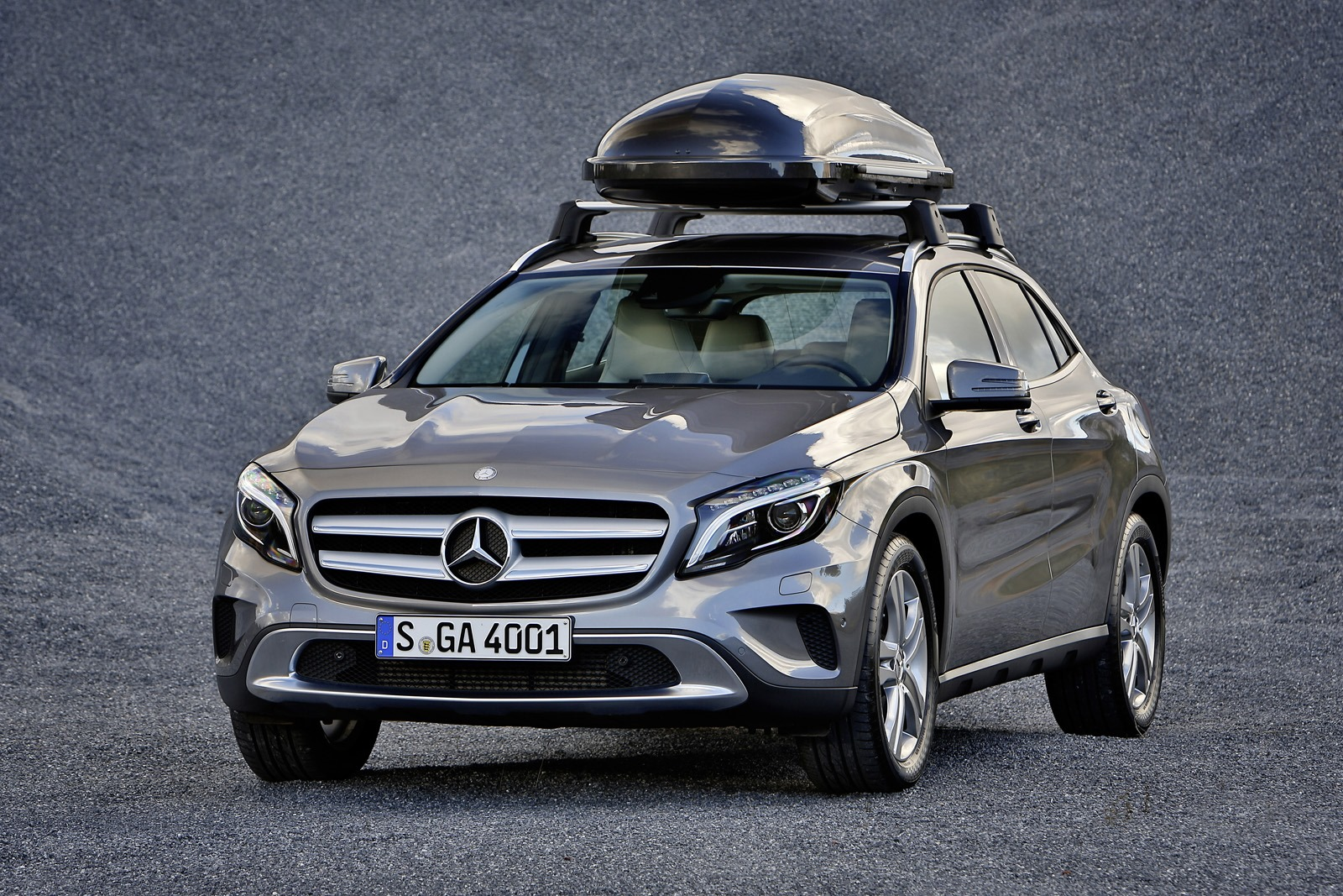 Mercedes Benz Releases Genuine Accessories For The Gla