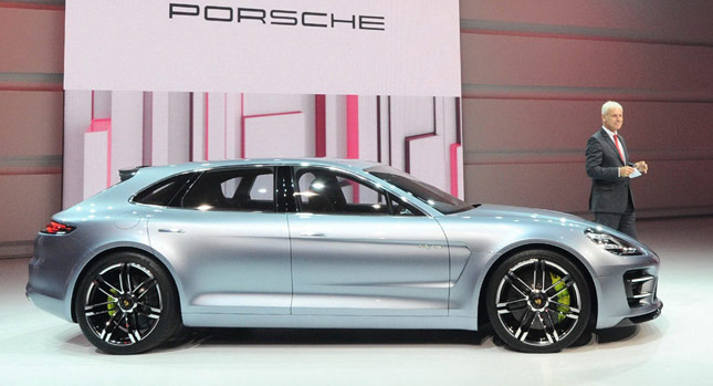 Porsche S Bmw 5 Series Sized Pajun Has Been Delayed Until At Least 2019 Product Strategy Initially Included Seven Diffe Car Lines That Would