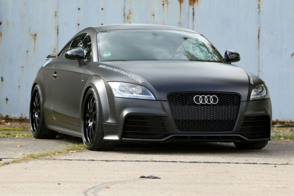 The Avus Audi Tt Rs Develops 460bhp And More Than 472 Lb Ft Of Torque 0 60 Will
