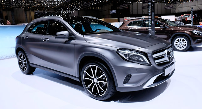 Mercedes confirms three cylinder engines for compact for Mercedes benz 0 apr