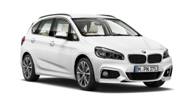 bmw 2 series active tourer gets m sport pack in photoshop. Black Bedroom Furniture Sets. Home Design Ideas