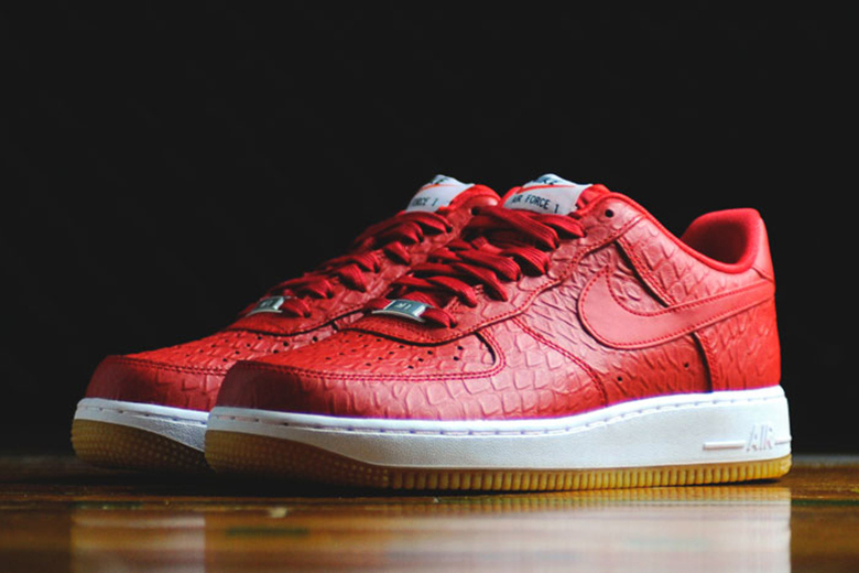 air force 1 07 rouge
