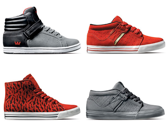 The Supra Holiday 2009 features the Suprano Hi amongst others. In general  we see Supra successfully moving in a more subtle direction and especially  like ... 0685de2d4