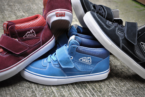 f844d8f7da Mountain Edition Mid is part of Vans  2010 Spring Summer collection  introduced recently. This latest edition comes in three colours