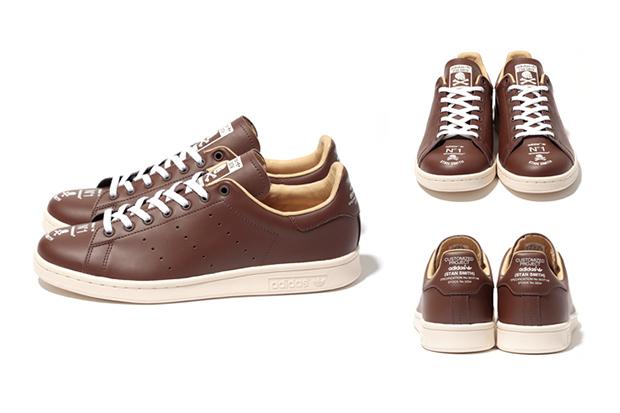 buy online af413 17337 NEIGHBORHOOD x adidas Originals STAN SMITH. NBHD  CL-SNEAKER