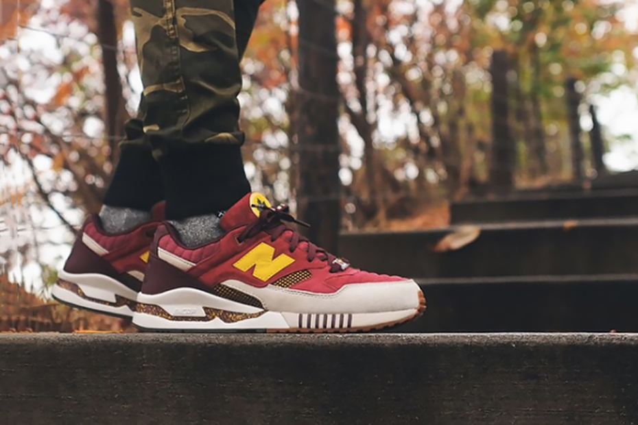 nike air max 360 iii - A First Look at the Ronnie Fieg x New Balance 2014 Fall/Winter 530 ...