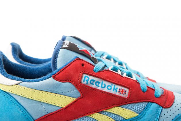 3adc71672ac reebok classic leather vintage 30th anniversary yellow