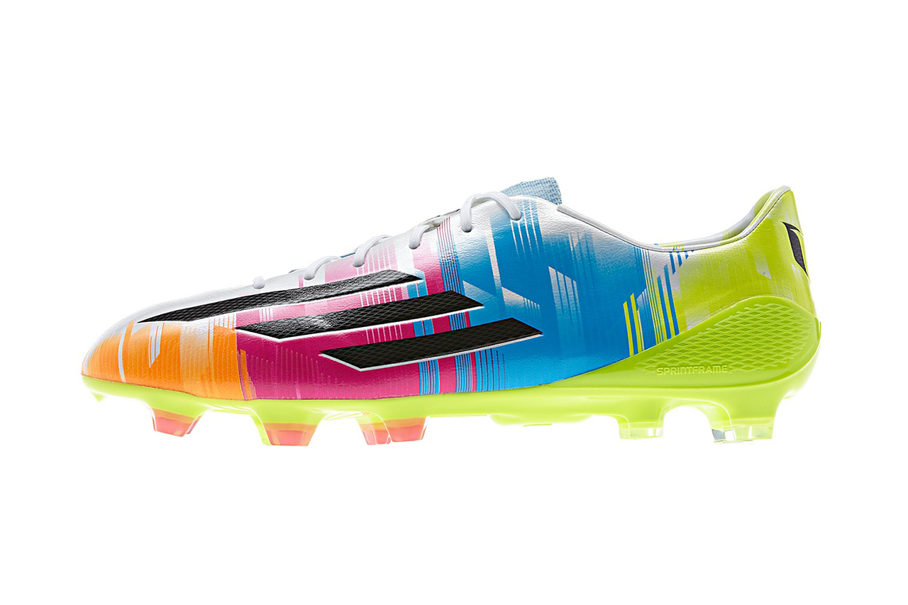 adidas unveils the f50 adizero trx fg messi fooyoh. Black Bedroom Furniture Sets. Home Design Ideas