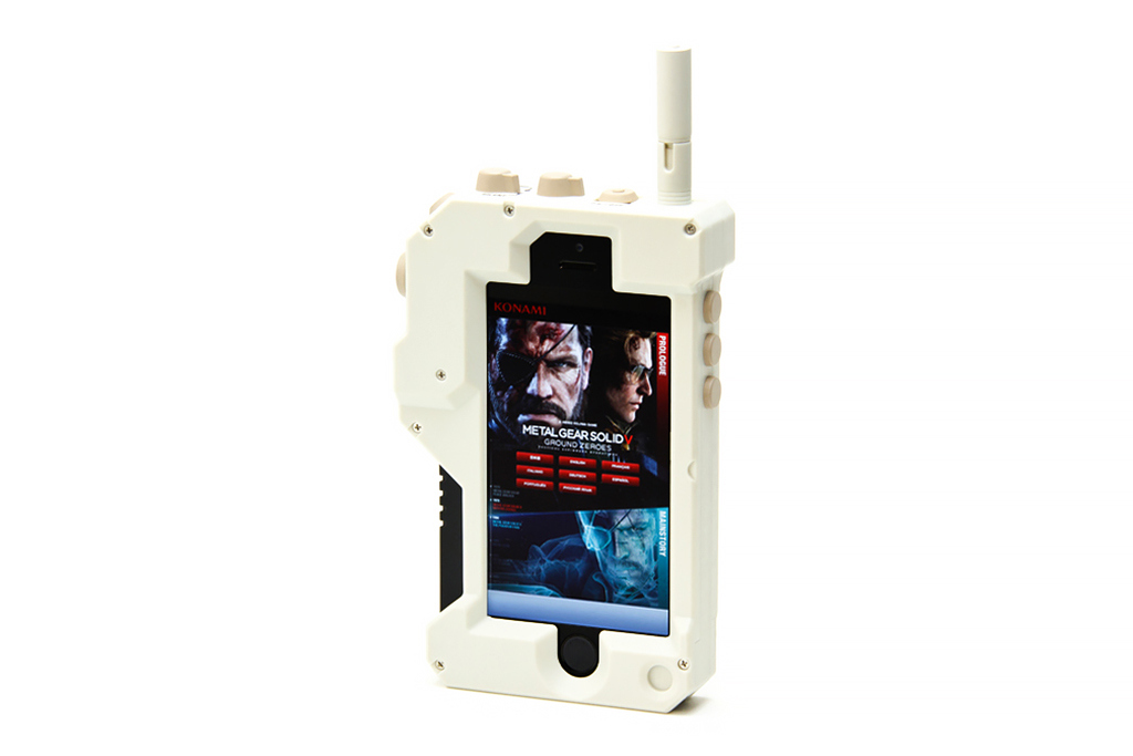 more photos 106e2 a68f6 Metal Gear Solid V: Ground Zeroes iDroid iPhone Case :: Daily K Pop ...