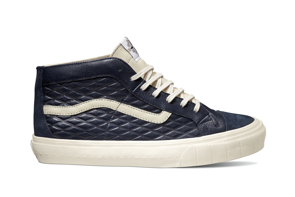 53adbd7c942 Taka Hayashi x Vault by Vans 2014 Holiday TH Sk8 Mid Skool LX ...