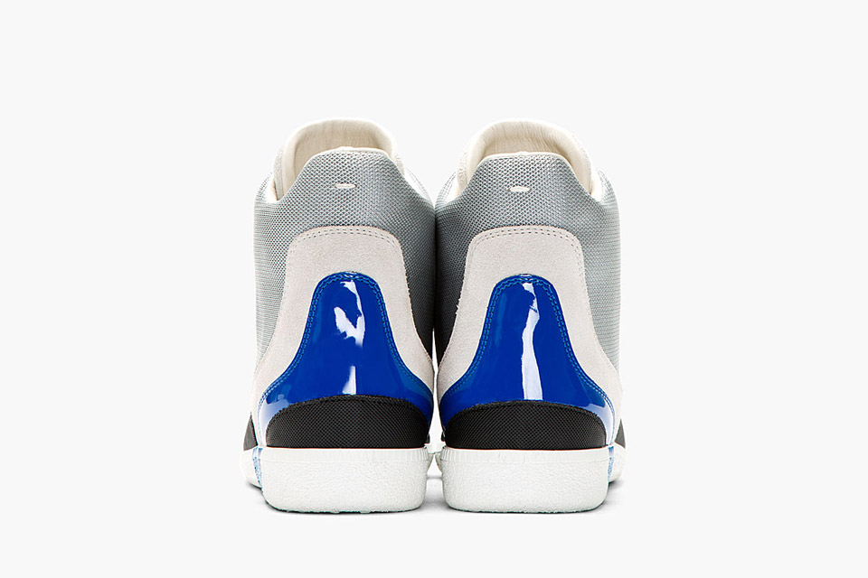 Is 747 A Good Credit Score >> Maison Martin Margiela Mesh Paneled Sneakers :: FOOYOH ...