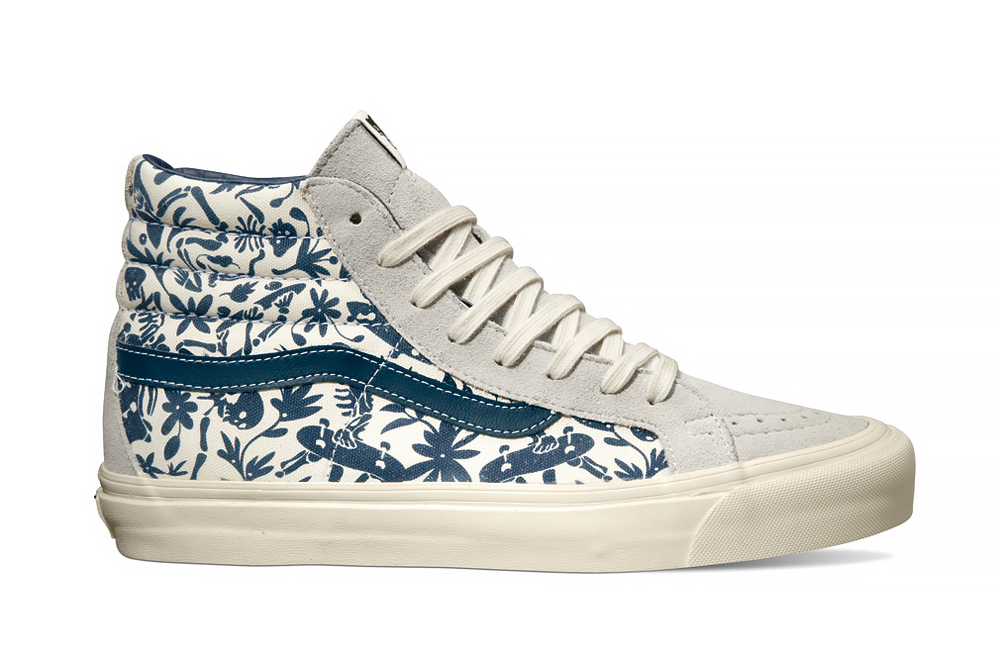 """08acc2d263fd32 Taka Hayashi x Vault by Vans 2014 Holiday """"Sk8 Paradise"""" Pack ..."""