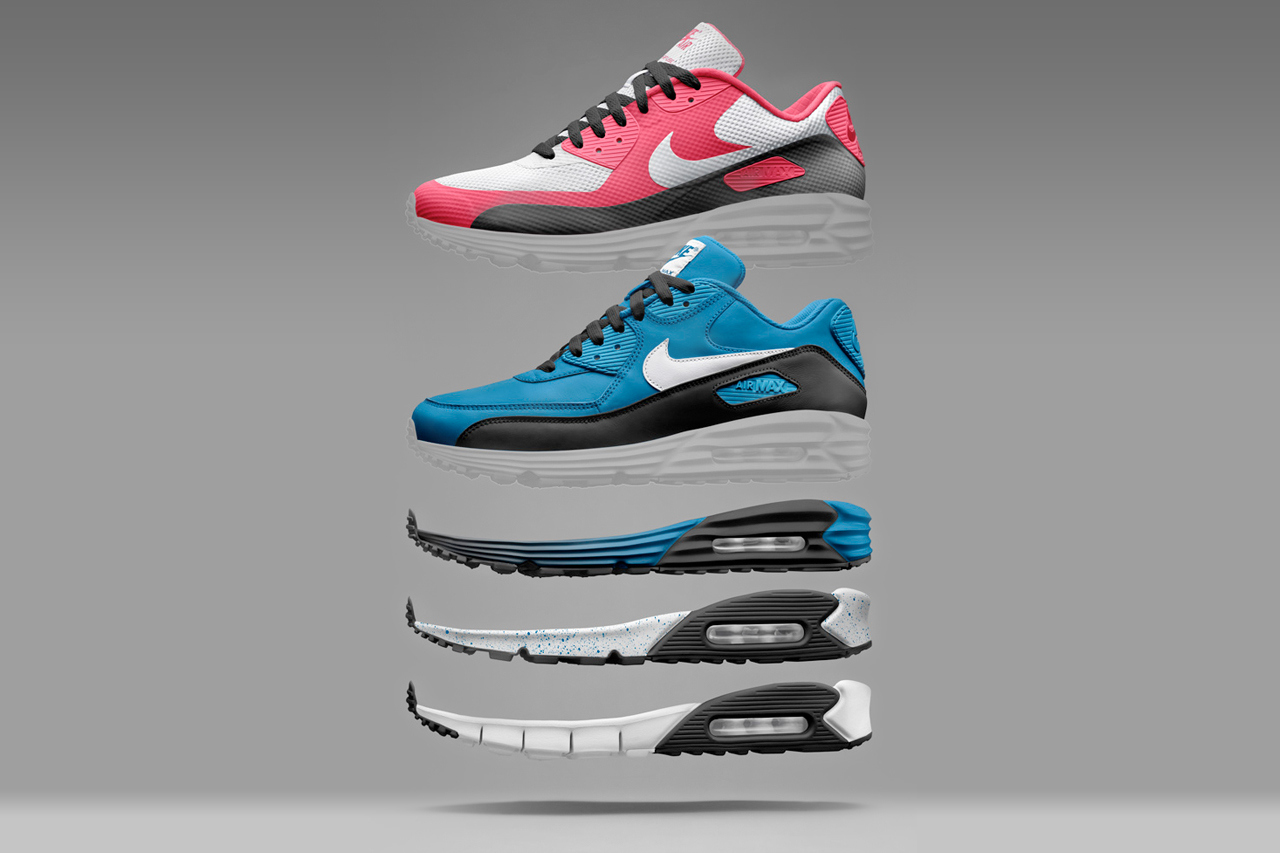 Nike Air Max 90 Now Available on NIKEiD :: Daily K Pop News