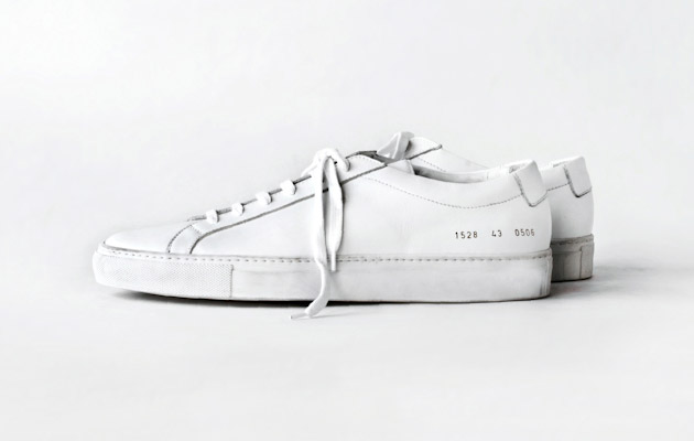 Common Projects Achilles Low... Almost every day.