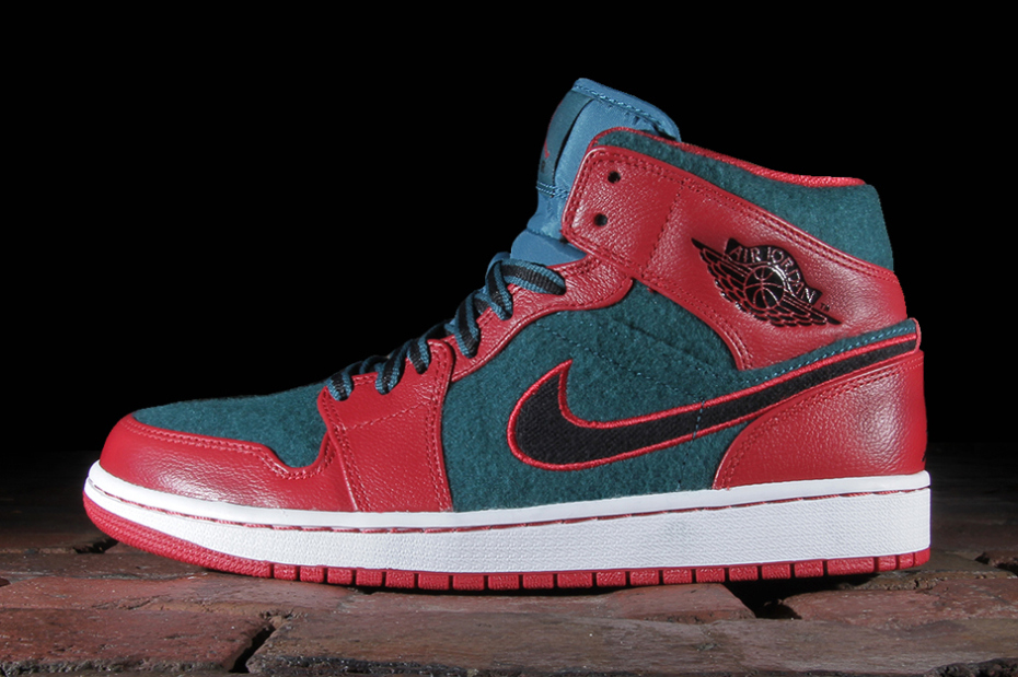 25eefe48be9fc9 ... inexpensive air jordan 1 mid gym red black dark sea ba643 53c8f new  arrivals jordan1phatpremierbostonceltics2 jordan1phatpremierbostonceltics1  ...