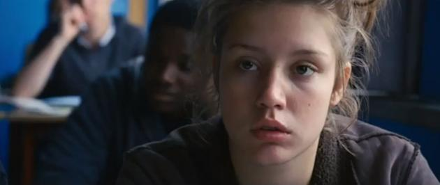 Images - Blue is the warmest color lesbian video