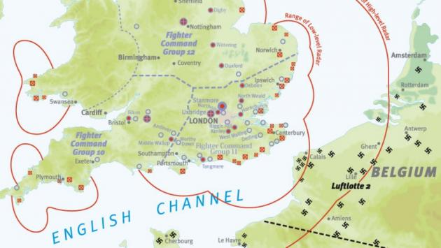 How radar saved great britain during world war ii fooyoh this map outlines how radar saved great britain back in world war ii in the summer and fall of 1940 great britain was being pummeled by luftwaffe bombers sciox Choice Image