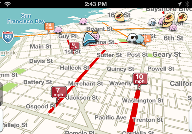 Fake Traffic Jams Can Be Created on Waze FOOYOH ENTERTAINMENT