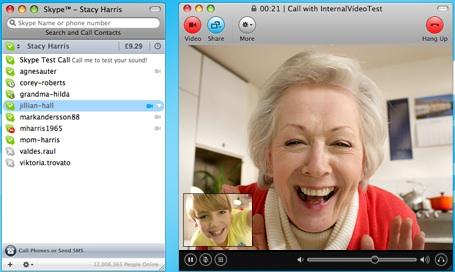 Skype 2.8 for mac