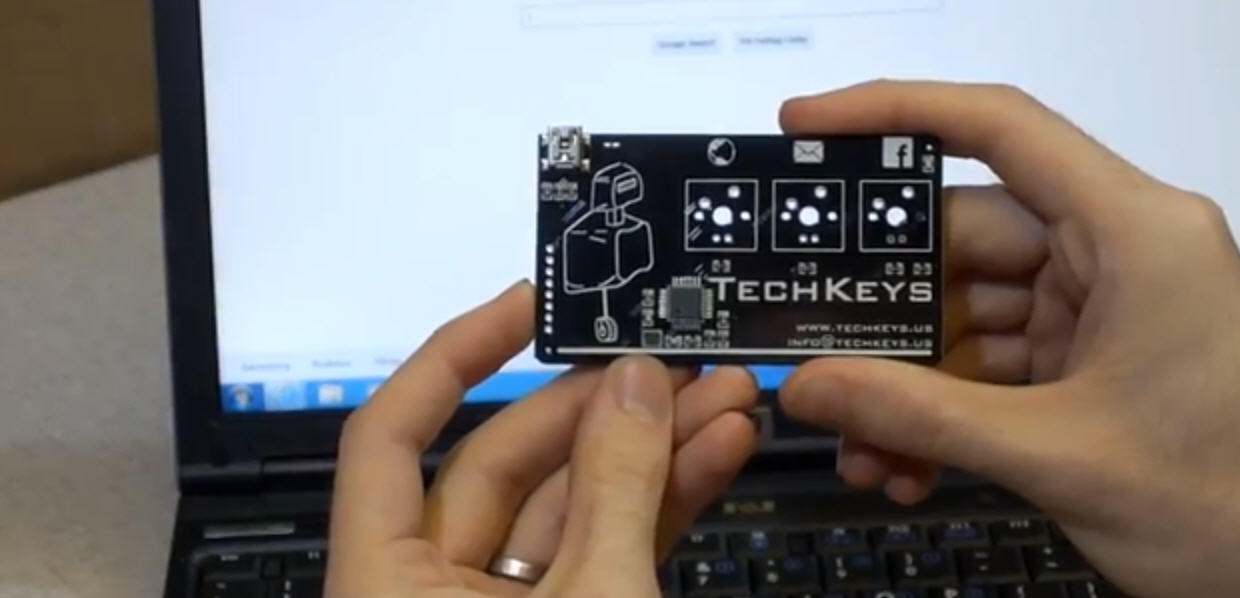 This business card is also a keyboard video fooyoh entertainment this business card is also a keyboard video colourmoves