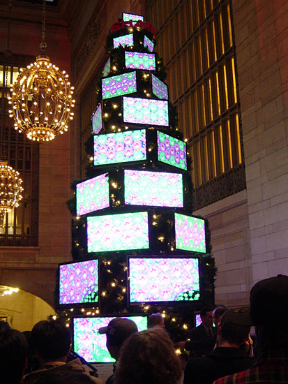 Crazy High Tech Holiday Decorations Of The Year Fooyoh