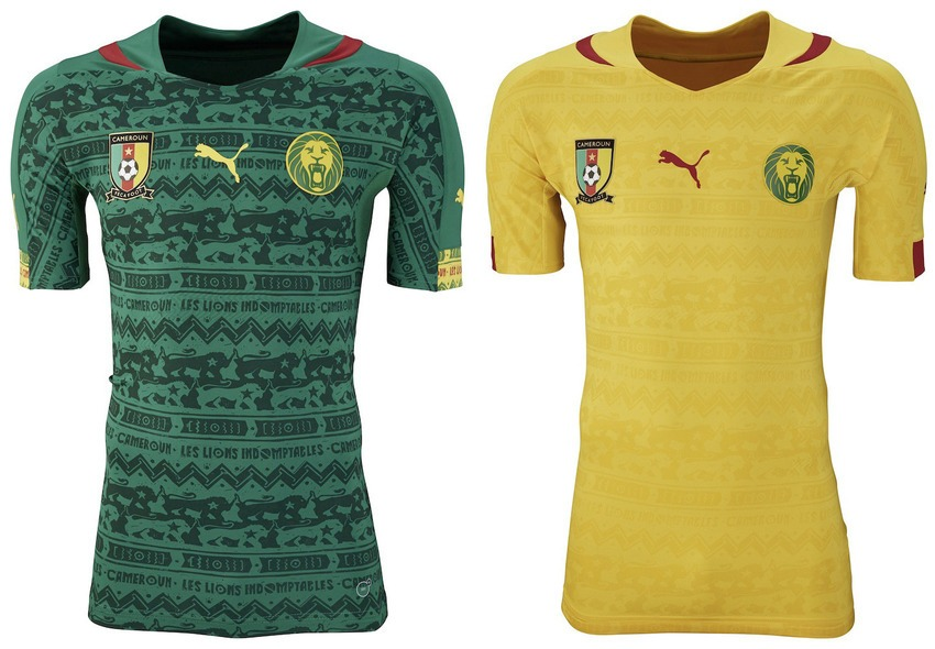 c6bfd77d5 Check Out All The 2014 World Cup Jerseys in This Gallery