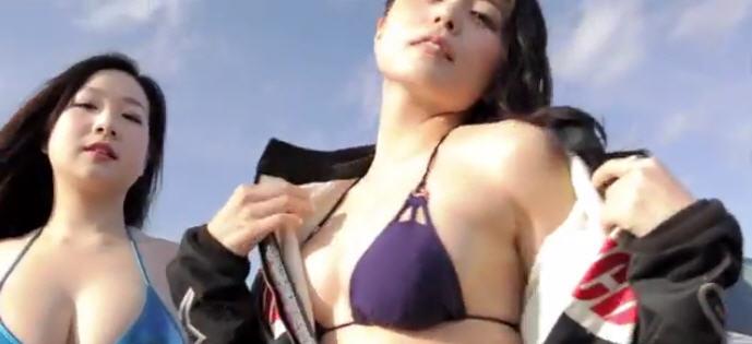 Videos of hot girls in bikinis — pic 2