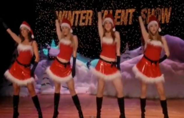 Mean Girls Jingle Bell Rock Performance Had The Best Christmas