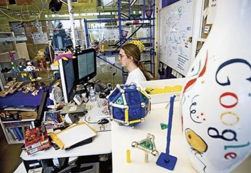 Image result for google working environment