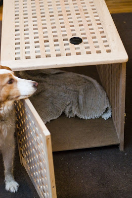 Ikea Storage Bench Can Double As Dog Kennel Fooyoh Entertainment