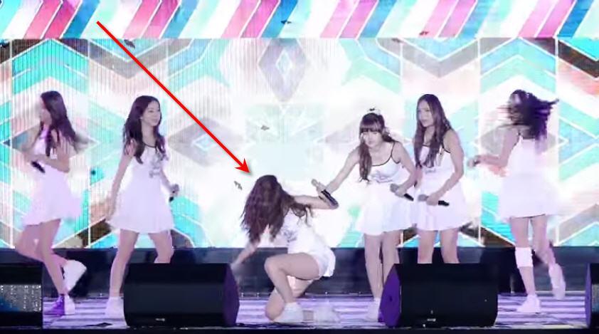 Resultado de imagen para kpop falls