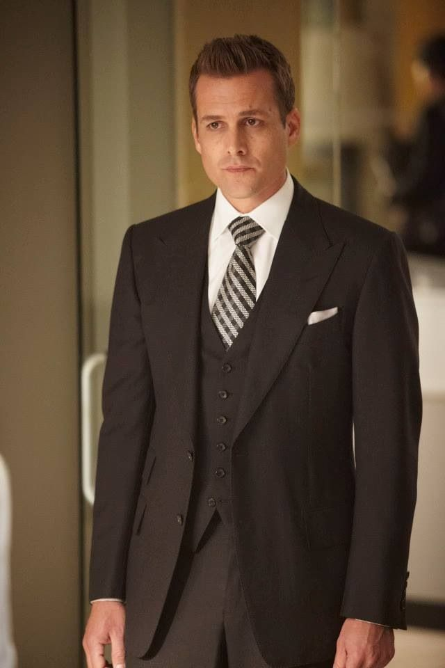 Here Are 15 Suits Harvey Specter Wore :: FOOYOH ENTERTAINMENT
