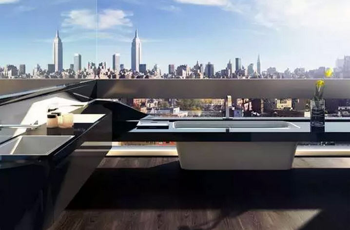 Profits Ny W Residences Hotel11 Luxurious Penthouses You Ll Want To Live In Fooyoh Entertainment
