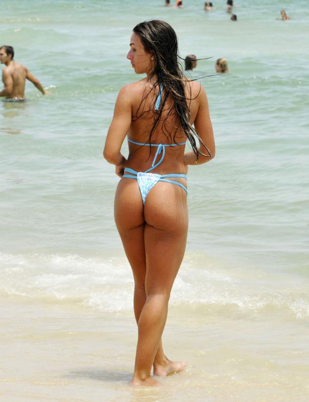 Bikini Contest, Cocoa Beach Tiny Bikinis