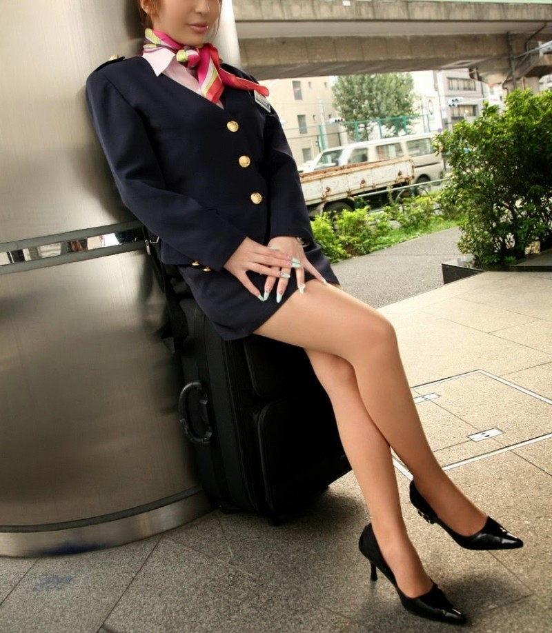 Flight Attendant Sex Stories 72