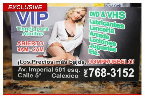 Beach in video imperial adult store