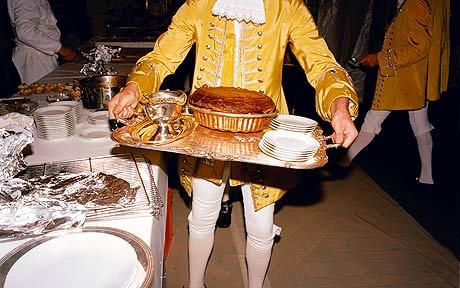 Banquet fit for louis xiv recreated fooyoh entertainment - 17th century french cuisine ...