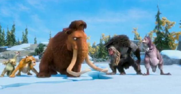 manny ice age 4