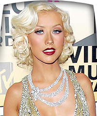 Christina Aguilera S Hairstyle Horrors