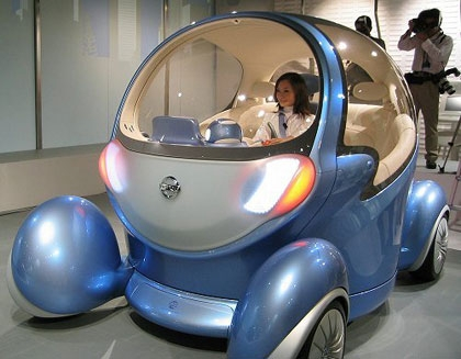 Cute Cars FOOYOH ENTERTAINMENT