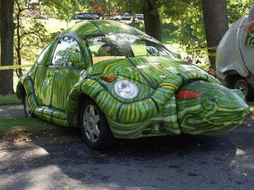 ninja turtle car fooyoh entertainment