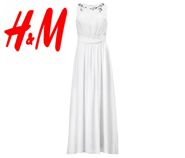 h m wedding dresses