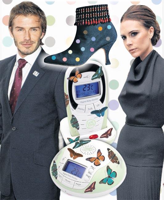Victoria beckham buys expensive dildo