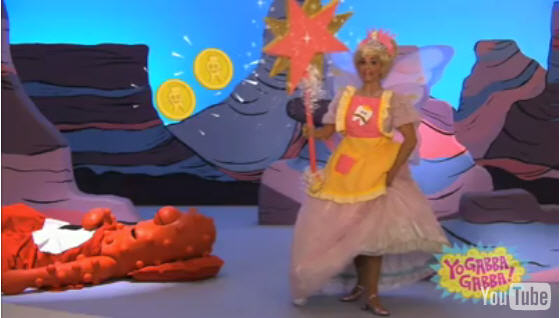 Yo Gabba Gabba Tooth Fairy Youtube