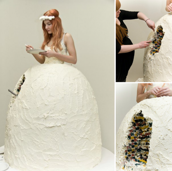 Hideous Wedding Gowns: Hideous Wedding Dresses That Should Have Never Even