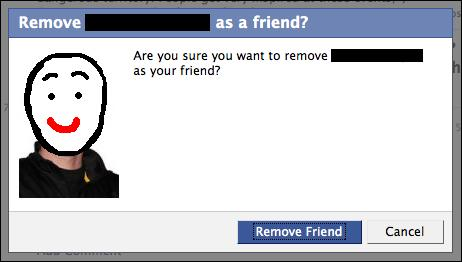 Should You Delete Your Ex from Facebook? :: FOOYOH ENTERTAINMENT