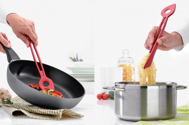Multipurpose Spoon Tongs Are A Must Have In Any Modern