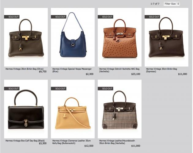 fake birkin bag - Only Crazy, Rich B*tches Would Buy Second-hand Birkin Bags Online ...
