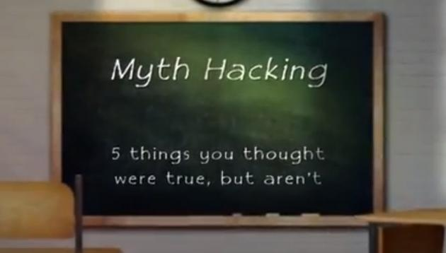 These are Hack Myths You Thought Were True, But Aren't